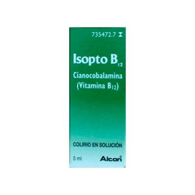 ISOPTO B 12 0.5 MG/ML...