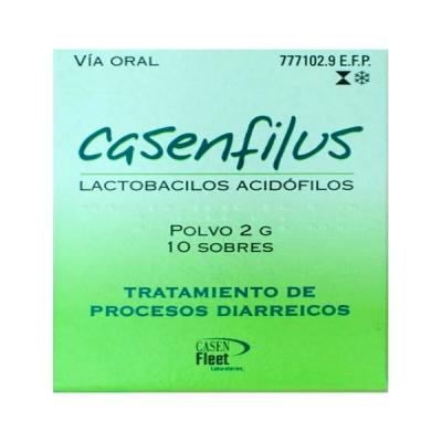 CASENFILUS 2 G 10 SOBRES