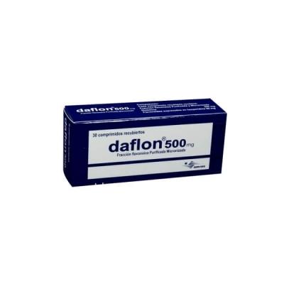 DAFLON 500 MG - 30...