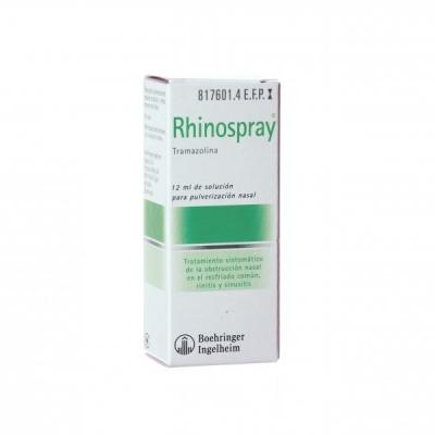 RHINOSPRAY 1.18 MG/ML...