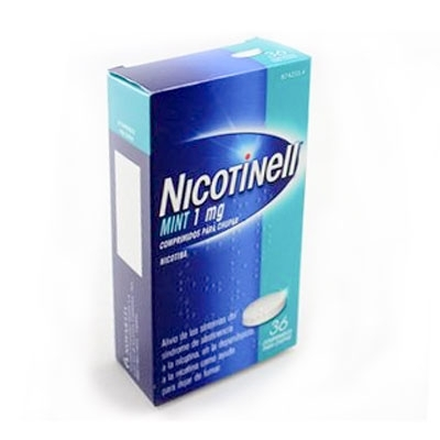 NICOTINELL MINT 1 MG 36...