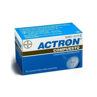 ACTRON COMPUESTO 20...