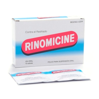 RINOMICINE SOBRES 10 SOBRES