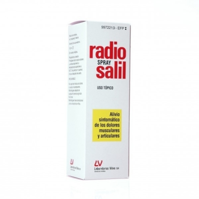 RADIO SALIL SPRAY AEROSOL...