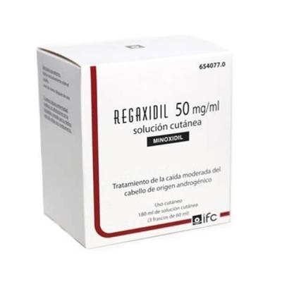 REGAXIDIL 50 MG/ML SOLUCION...