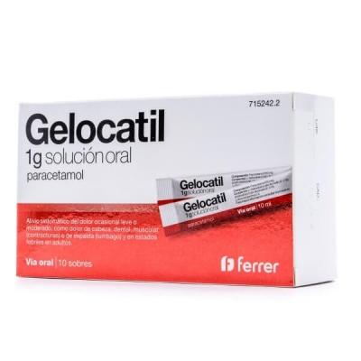 GELOCATIL 1G SOLUCIÓN ORAL...