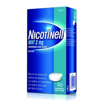 NICOTINELL MINT 2 MG 96...