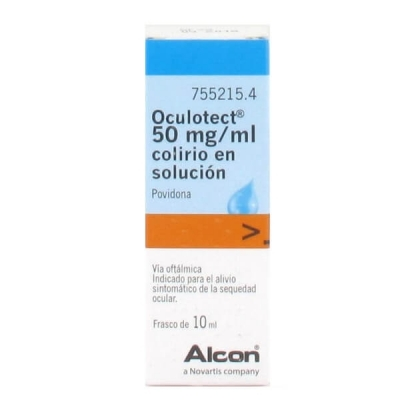 OCULOTECT 50MG/ML COLIRIO...
