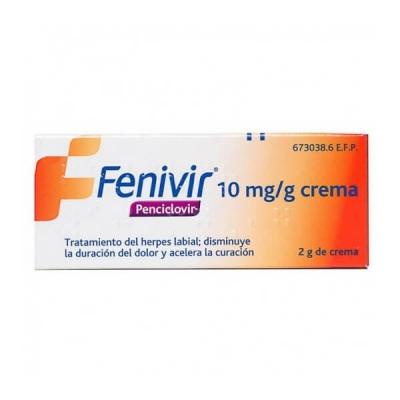 FENIVIR 10MG/G CREMA, 1...