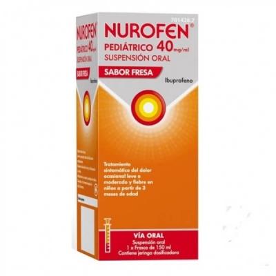 NUROFEN PEDIATRICO 40 MG/ML...
