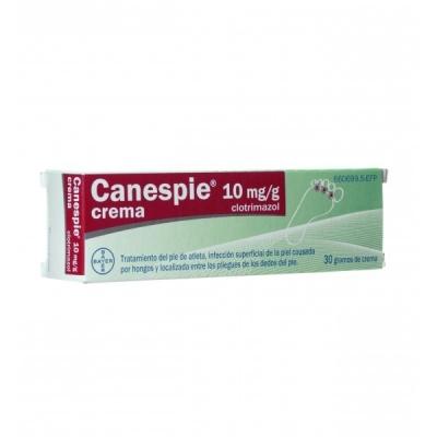 CANESPIE 10 MG/G CREMA 30 G