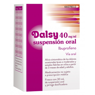 DALSY 40 MG/ML SUSPENSION...