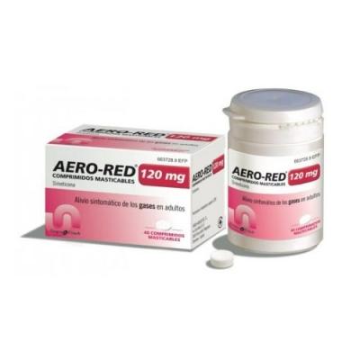 AERO RED 120 MG 40...