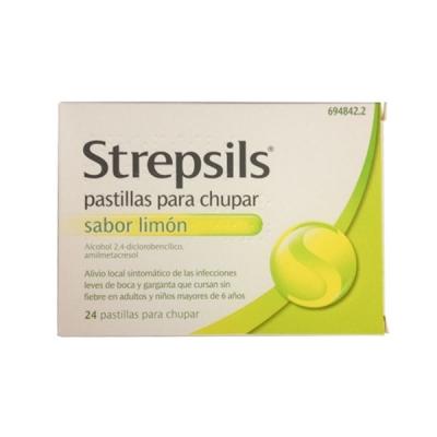 STREPSILS 24 PASTILLAS PARA...