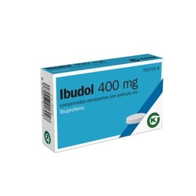 IBUDOL 400 MG 20...